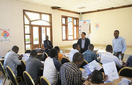 タンザニア品質・生産性向上(カイゼン)による製造業企業強化プロジェクト フェーズ2
