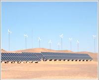 中国太陽光発電システム等技術実証研究