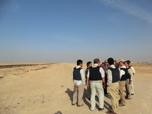 Survey on New Fertilizer Plant and Intermodal Transportation Terminal Project in Iraq (PPP Infrastructure Project)